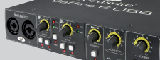 FOCUSRITE SAFFIRE FIREWIRE INTERFACES